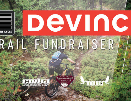 Calgary Cycle and Devinci Trail Fundraiser