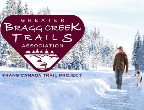 Please Avoid Trans Canada Trail During Spring Thaw!