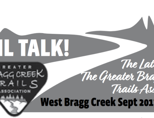GBCTA Trail Talk – Published in High Country News