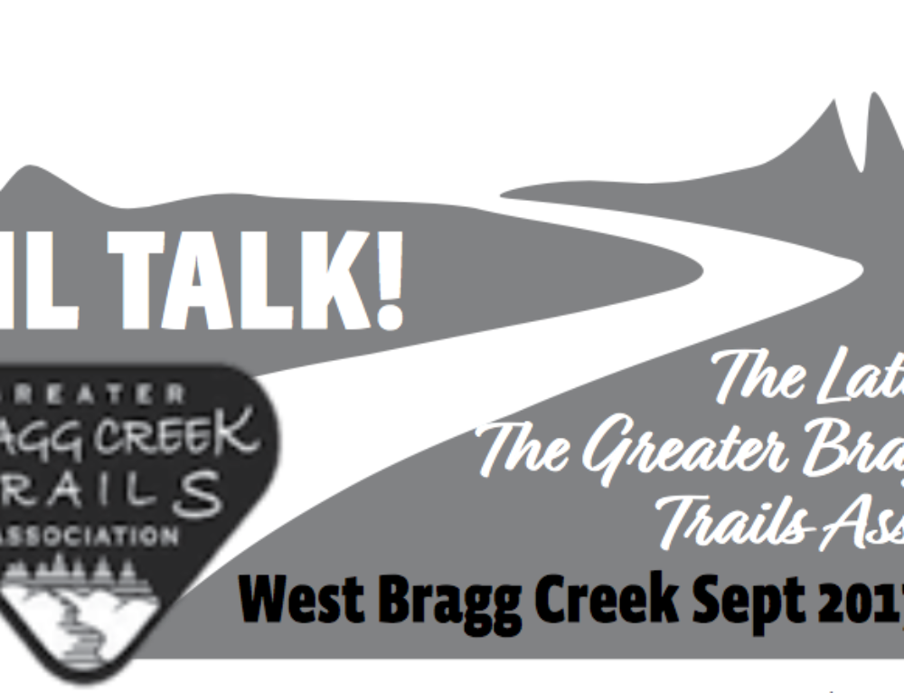 GBCTA Trail Talk – Nov 2017 – Published in High Country News