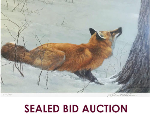 Bateman Print – Sealed Bid Auction – GBCTA Fundraiser