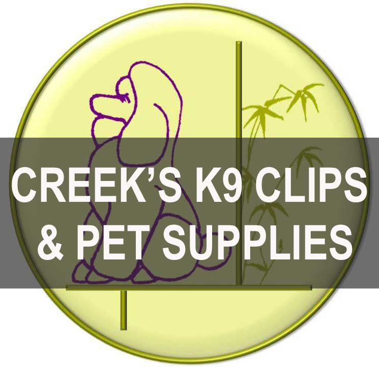 Creeks K9 Clips & Pet Supplies