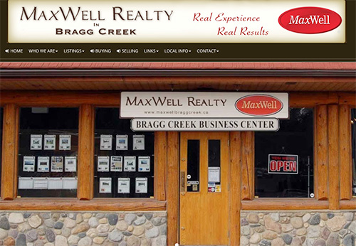 Lee Edwards Maxwell Realty Bragg Creek