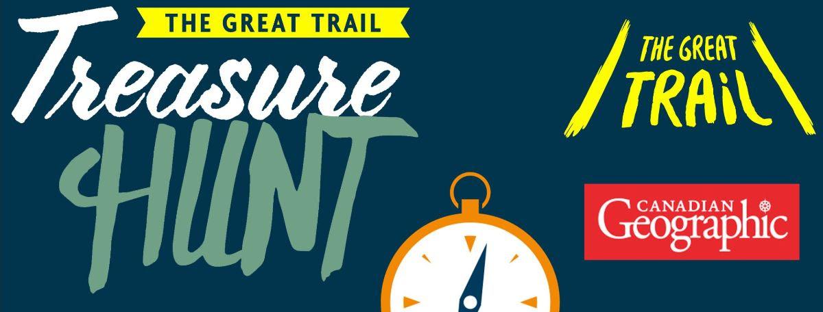 The Great Trail Treasure Hunt