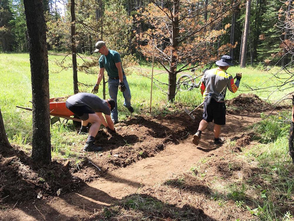 GBCTA Trail days