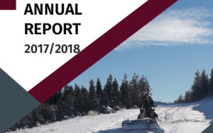 Annual Report Bragg Creek Trails
