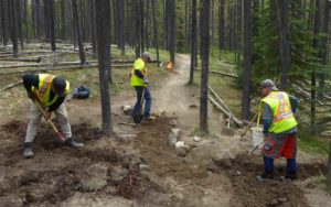 Volunteer Bragg Creek Trails